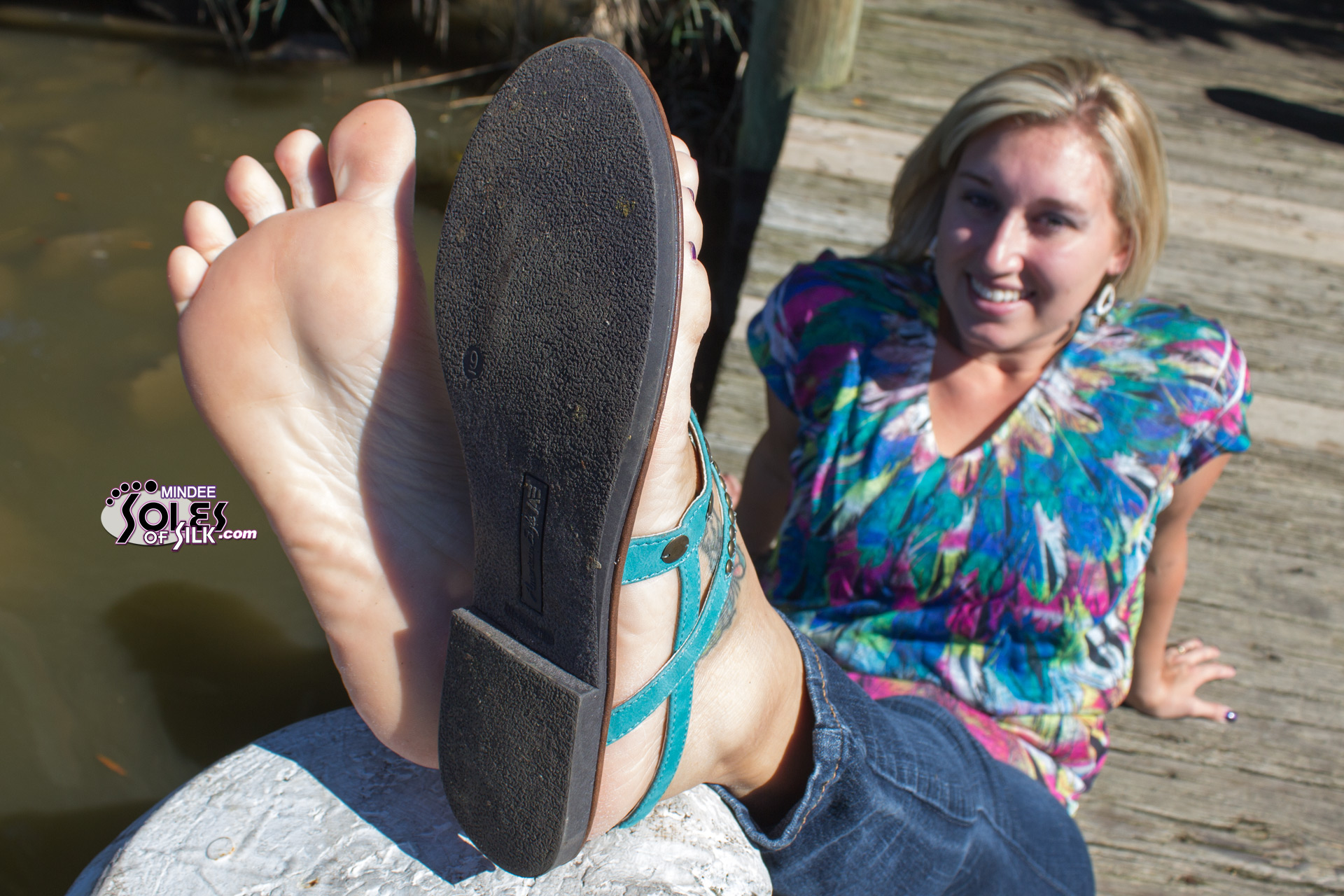 Soles of Silk © - Free Preview